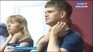 Смотреть видео Голосо-речевой тренинг Александра Савчука (Санкт-Петербург). Сюжет №2 онлайн