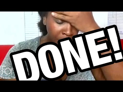 DONE! (Black Women We are on our OWN!) #Share | Tonya Tko