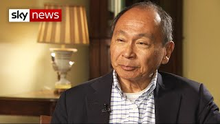 Exclusive: Francis Fukuyama on the fall of the Berlin Wall