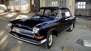 GAZ 21 Volga Retro Car UdSSR Show, ГАЗ 21 Волга СССР ностальгия - Прекрасное далёко