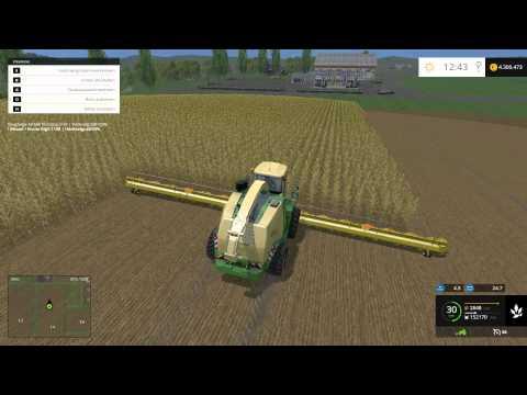 Farming Simulator 2015 - Mods in Action(Thema: Silage herstellen)