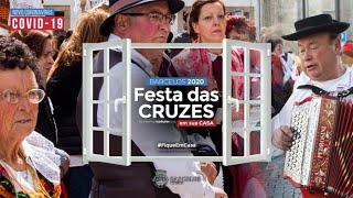 Festa das Cruzes 2020 em sua casa_Rusgas ao Senhor da Cruz