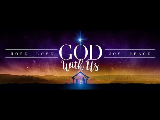 First . week of  Advent in Common Ground - Finding Hope