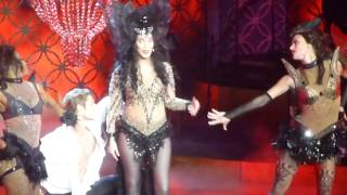 Cher - Dressed To Kill (Staples Center, Los Angeles CA 7/7/14)
