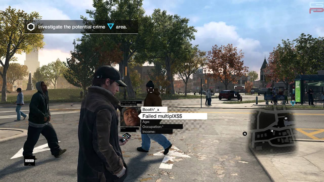 Watch Dogs  Youtube Proflie Picture