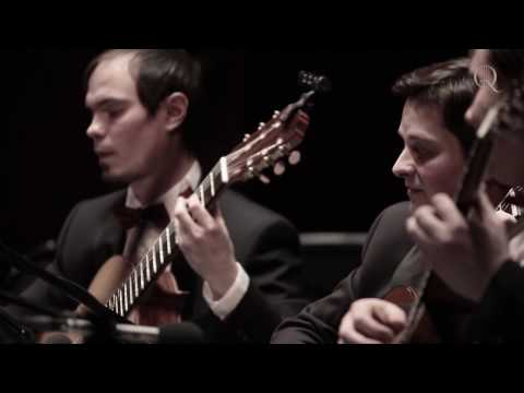 "Frauchi Guitar Quartet. Ludwig Van Beethoven - ""Egmont"" Overture"
