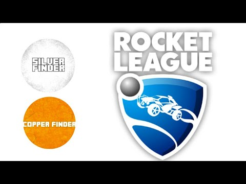 Rocket League - With Copper Finder and Silver Finder - Part 2 - FUNNY  MOMENTS -