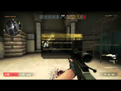 Counter Strike Global Offensive beta - This game is hard :(