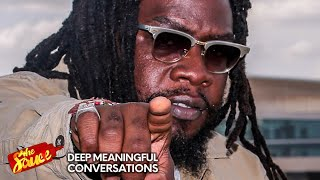 Mojo Morgan reveals what the Morgan Heritage Grammy win meant for him on the Quickfire Challenge
