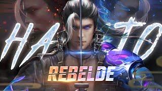 Hayato Rebelde - Teaser 🔥 | Garena Free Fire