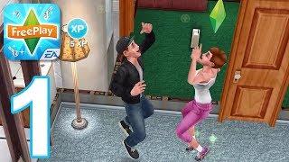 The Sims: FreePlay - Gameplay Walkthrough Part 1 (iOS, Android) screenshot 1