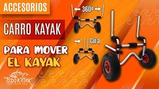 Vídeo: Carro Kayak YK-02012