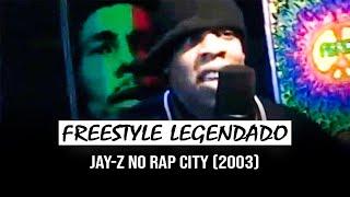 Download Freestyle do Jay-Z no Rap City (2003) [Legendado]