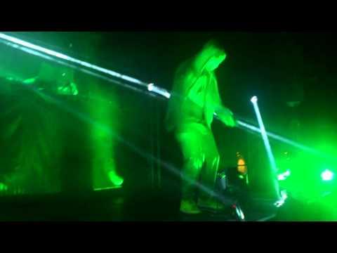 Marsimoto Grünes Haus + Ende GREEN TOUR 2012 Köln Live Music Hall