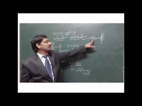 Mathematical modeling of physical systems-control systems GATE and IES-EEE and ECE