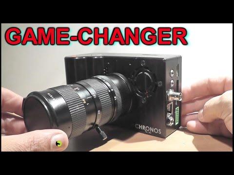 21,600 FPS for $2500 - Chronos High Speed Camera - Sneak Peek!