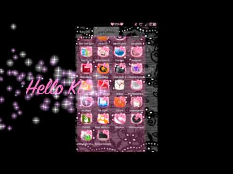 HelloKitty Theme For Android