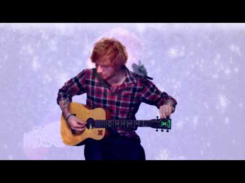 ► Ed Sheeran • All I Want For Christmas Is You