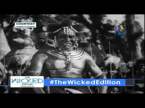 Kenya's founding father Mzee Jomo Kenyatta appeared in a movie long before he appeared on money
