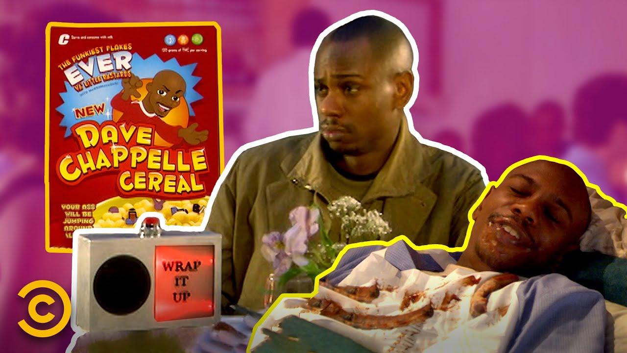 The Best Commercial Parodies Pt. 2 - Chappelle's Show
