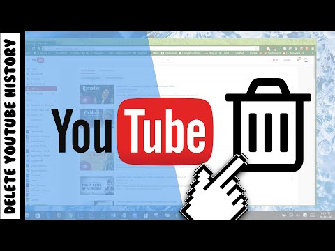 How To Delete Your Youtube History (really easy)