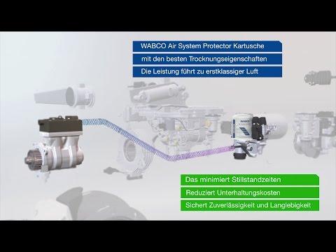 WABCO Air System Protector-video (Deutsche)