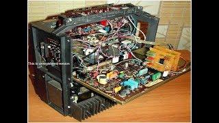 А что внутри Стереофонические магнитофоны Комета 225С 1