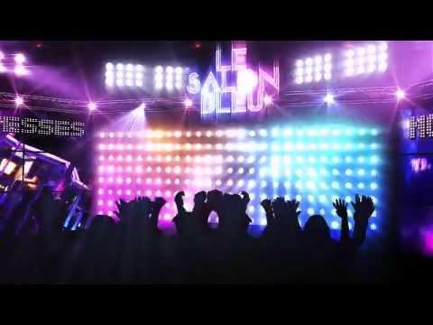 Video PUB le salon bleu, montage 3d presentation - YouTube