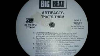 Artifacts - It