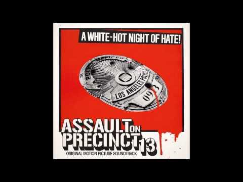Клип John Carpenter - Assault on Precinct 13