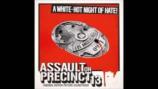 John Carpenter: Assault on Precinct 13 (Main Title/Julie)