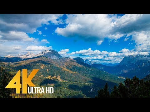 Italian Dolomites - Fall in the Alps - 4K Nature Documentary - Episode 2