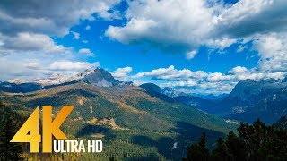 Haven't you decided where to go yet? take an amazing virtual vacation the dolomites in 4k ultra hd while watching our nature documentary from http://www.b...