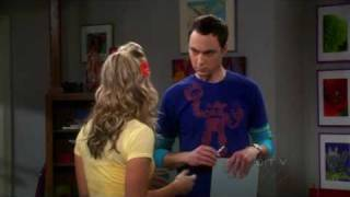 The Big Bang Theory - Season 2 Episode 18