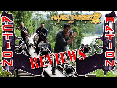 HARD TARGET 2 2016 | Action Movie Review (Spoilers)
