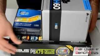 water cooler corsair h60 unboxing review hardwarebenchnews