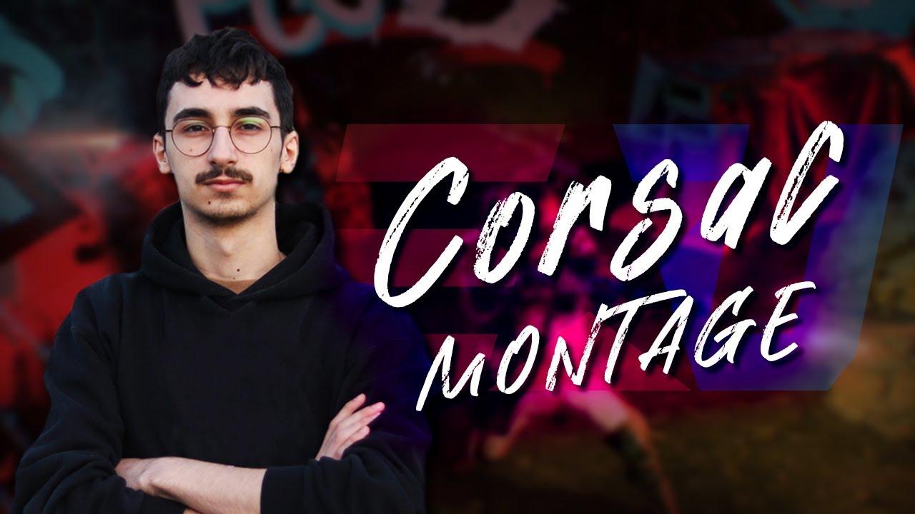 북미 프로 eUnited 'Corsac' 배그 매드무비 No.1 채널【크레이】