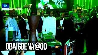 Publisher, Obaigbena Celebrates 60th Birthday