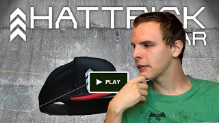 Kickstarter Crap - HattrickWear: The Augmented Reality Hat