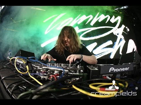 Tommy Trash - Live at Creamfields 2014