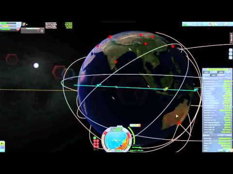 Kerbal Spaceships Are Serious Business - Part 13 - Geostationary Satellite