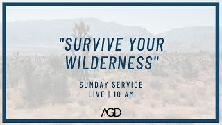 Survive Your Wilderness | Dr. Leslie Verghese