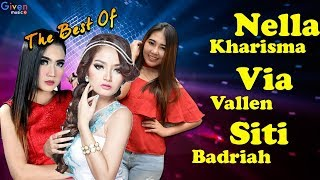 Video Nella Kharisma, Siti Badriah, Via Vallen - Lagu Dangdut Terbaru 2018 download MP3, 3GP, MP4, WEBM, AVI, FLV Mei 2018