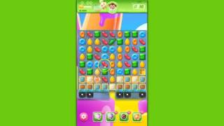 Candy Crush Jelly Saga Level 185 ~ no boosters