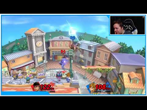 Ryu v Link - Ultimate Ryu Set Analysis