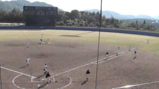 20121103 高屋中野球 練習試合アクア