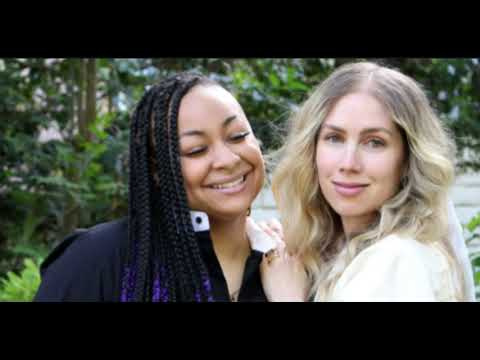 Raven Symone Is Worried The Black-Community Will Be Mad Over Her Mix-Couple Marriage