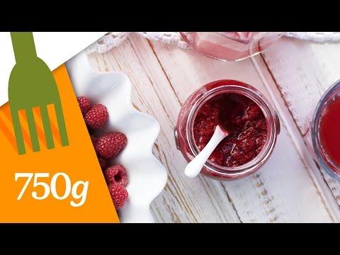 recette-de-framboises-pépins---750g