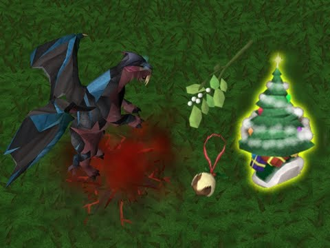 Bloodpouncer Pet Christmas Present Rewards Amulet Mistletoe