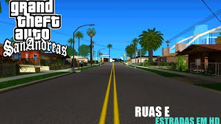 GTA SA NOVAS RUAS REALISTA (TUTORIAL+DOWNLOAD)